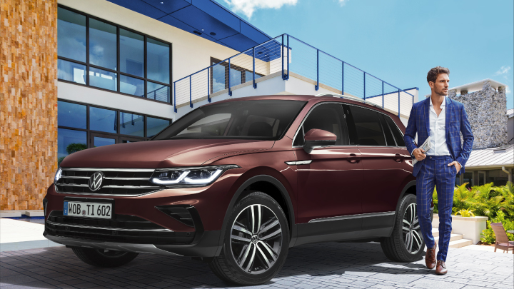 The new Tiguan デビューフェア開催!