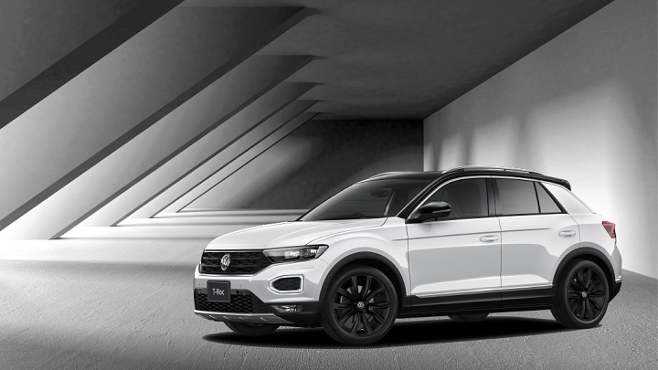 日本初上陸!! 優雅✕上品 T-Roc Black Edition